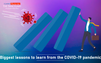 Biggest lessons to learn from the COVID-19 pandemic