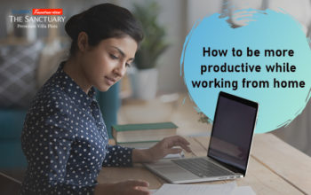 How to be more productive while working from home